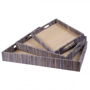 Woven Decorative Trays