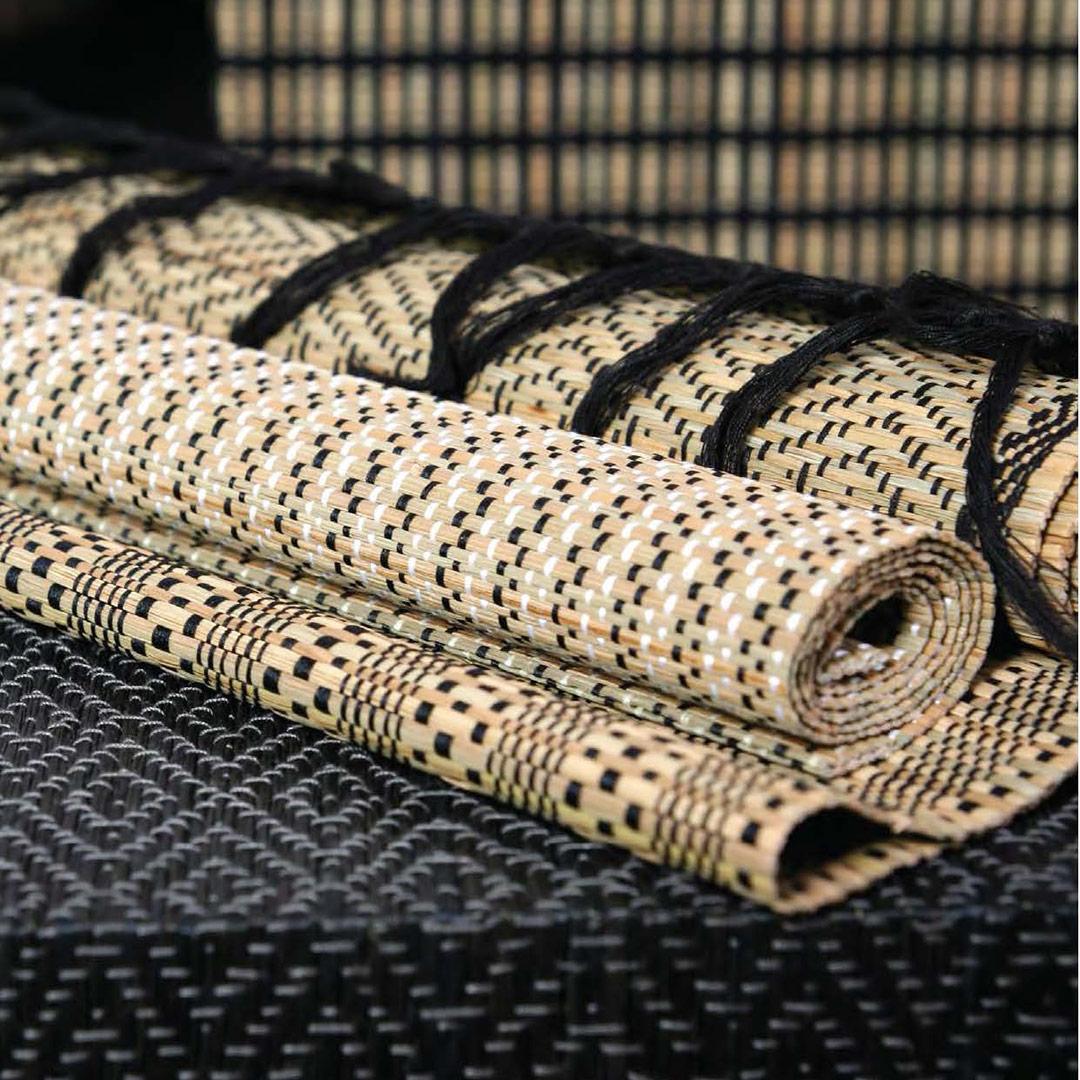 Natural Woven Interior Design Supplies