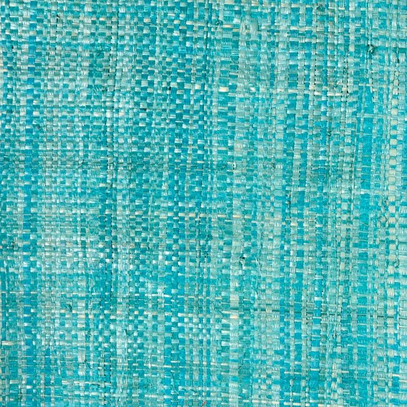 Aneka Tusma Light Blue Raffia Grasscloth