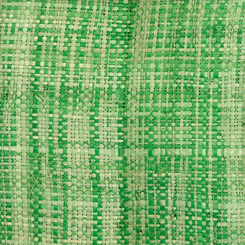 Aneka Tusma Green Raffia Grasscloth