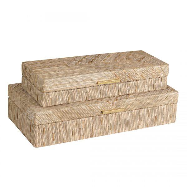 Woven Decorative Boxes
