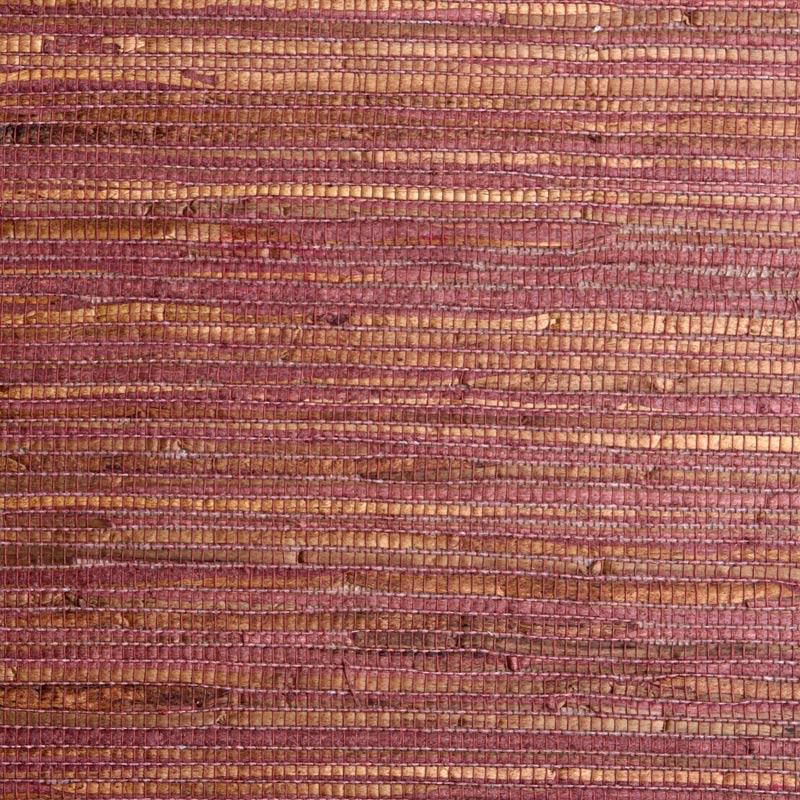 Aneka Tusma Maroon Water Hyacinth Grasscloth
