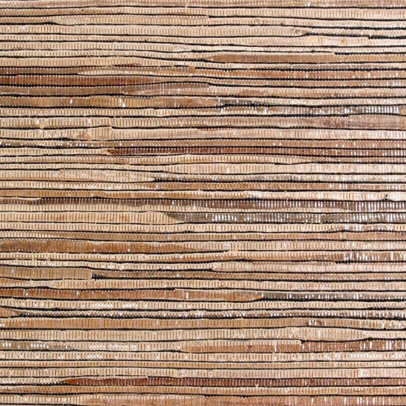 Aneka Tusma Silver Black Water Hyacinth Grasscloth