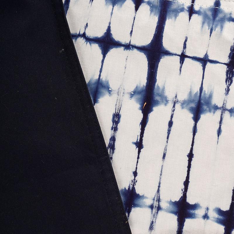 Aneka Tusma Indigo Shibori Fabric