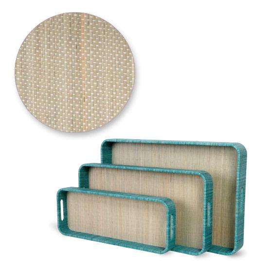 Natural Fiber Materials Woven Mendong